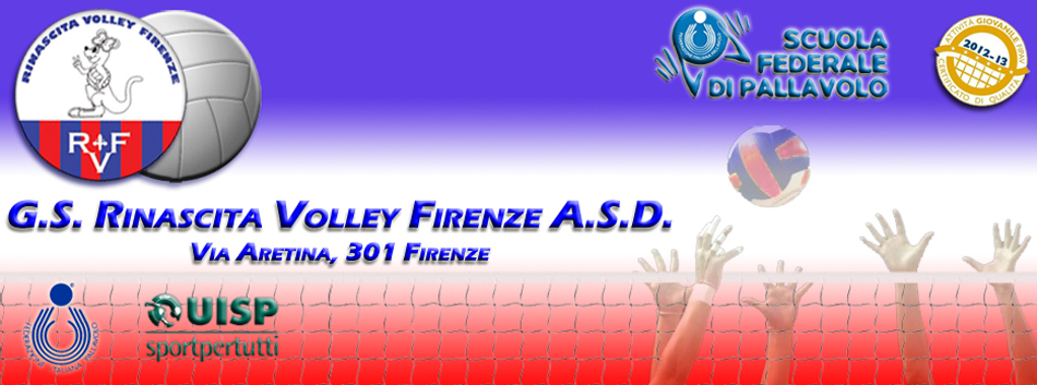GS RINASCITA VOLLEY FIRENZE